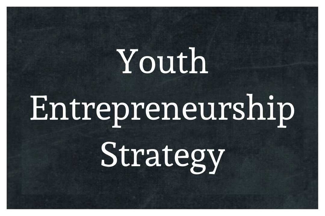 Youth Entrepreneurship Strategy