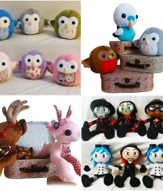 Little Quirks Plush