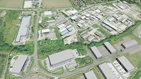 Deeside 3D Flythrough