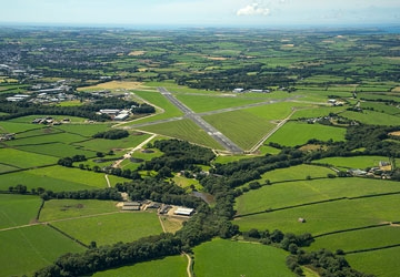 Haverfordwest Airport / Withybush Industrial Park