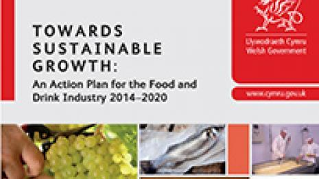 Action plan for the food and drink industry