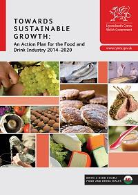 Food and Drink Wales Action Plan cover