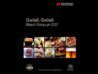 Welsh Great Taste Awards 2017