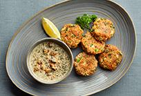 Cardigan Bay Crab Cakes
