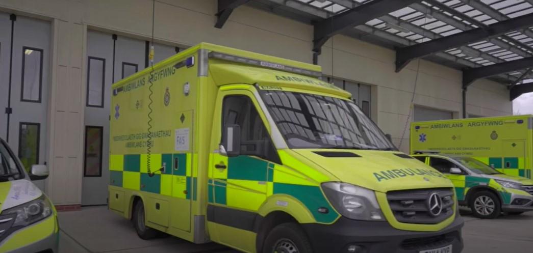 Case study: SBRI Welsh Ambulance Services Challenge