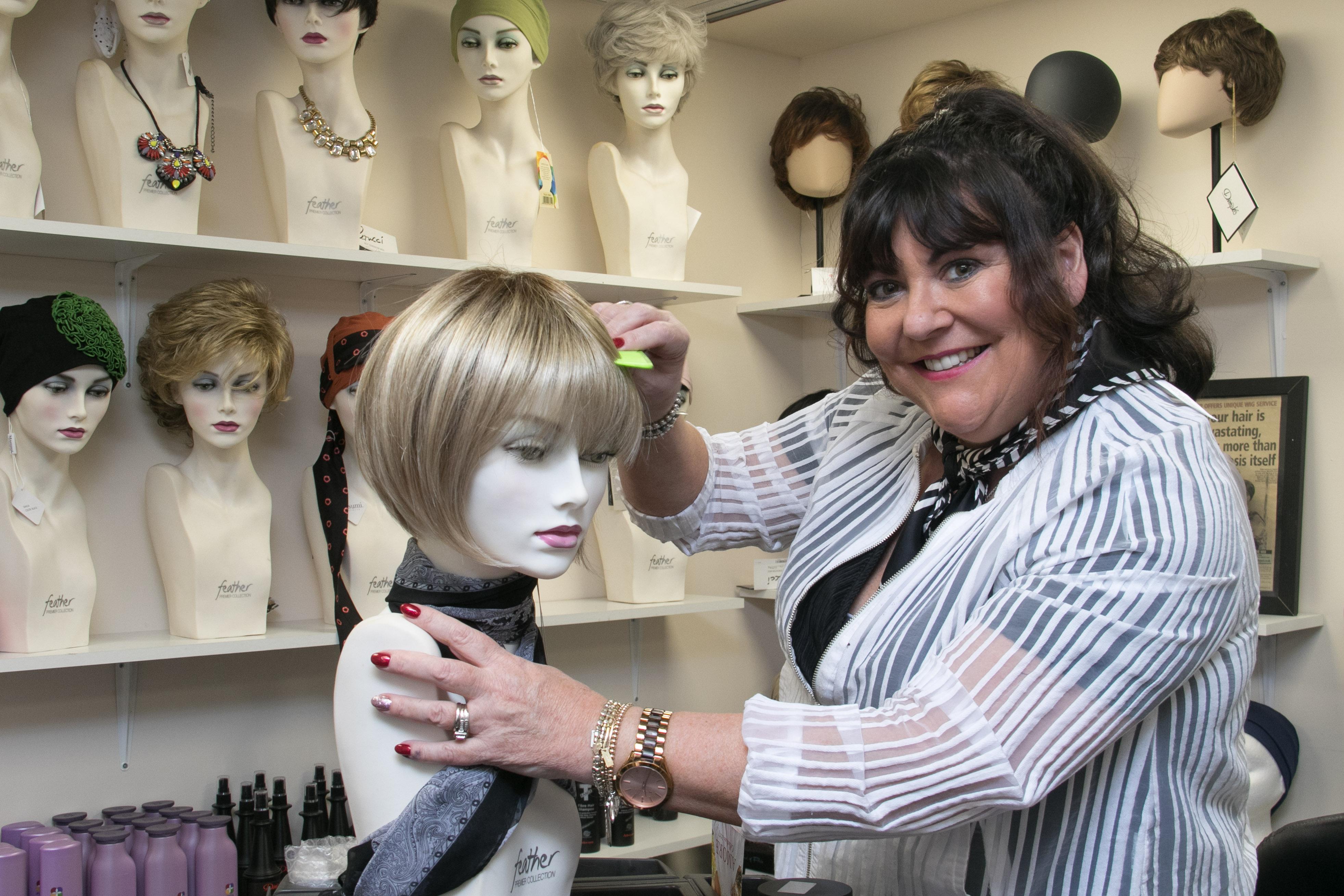 3607ed4ac1c Morgan's Wigs | Business Wales