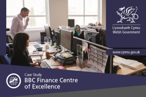 BBC Finance Centre of Excellence