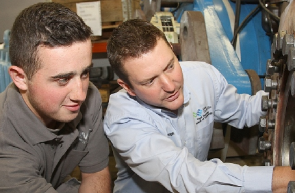Apprenticeships in Wales Slide