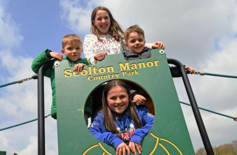 Brand new attractions unveiled at Scolton Manor